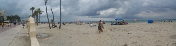 Hollywood_Beach_panorama
